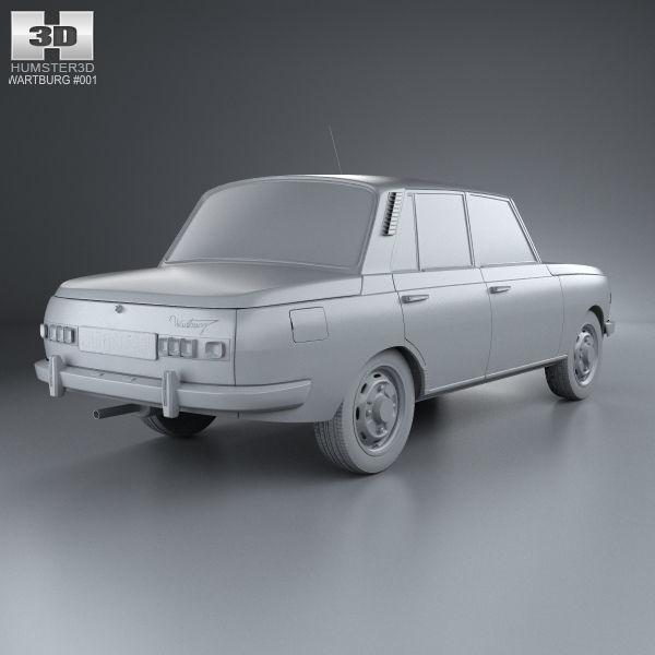 Wartburg 353 1966 - 1989 Sedan #4