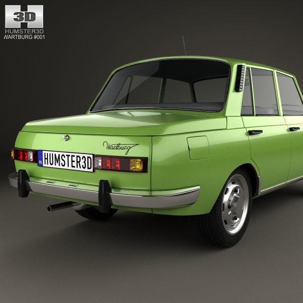 Wartburg 353 1966 - 1989 Sedan #1