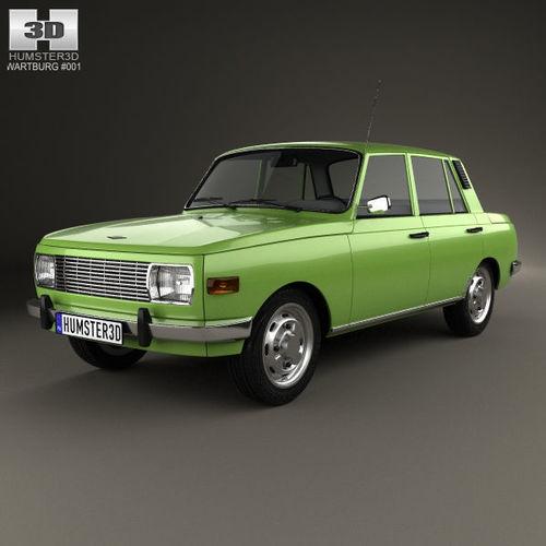 Wartburg 353 1966 - 1989 Sedan #5