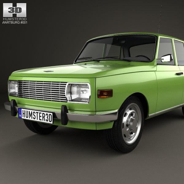 Wartburg 353 1966 - 1989 Sedan #6