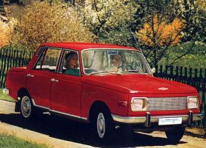 Wartburg 353 1966 - 1989 Station wagon 5 door #1