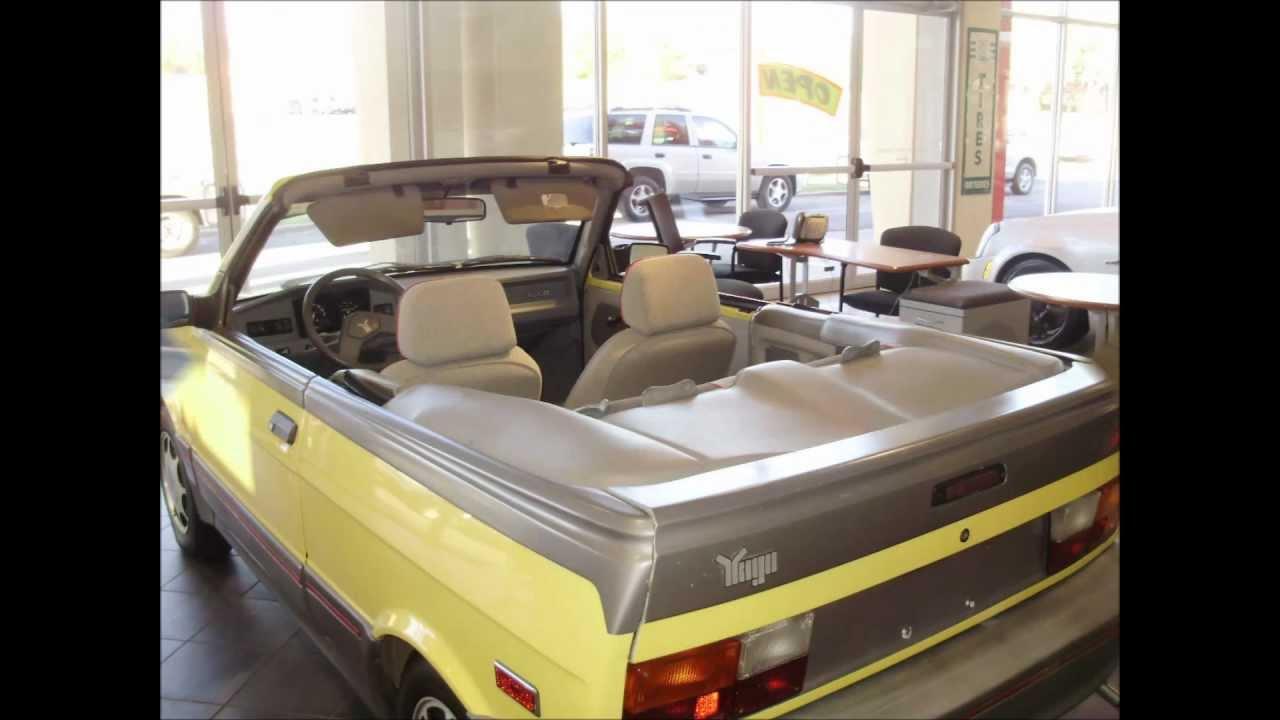 Zastava Yugo 1990 - 2008 Cabriolet #3