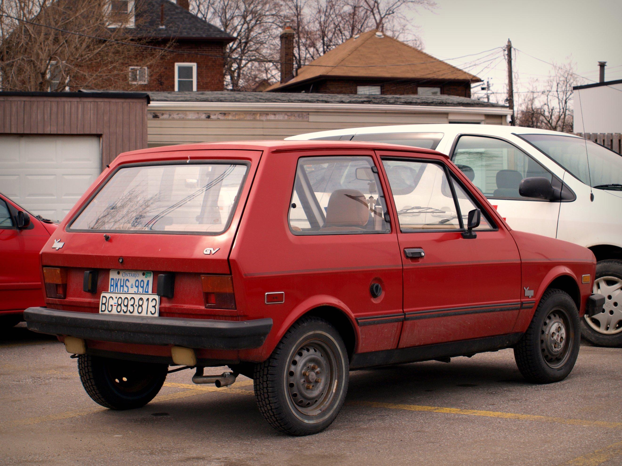 Zastava Yugo 1990 - 2008 Cabriolet #4