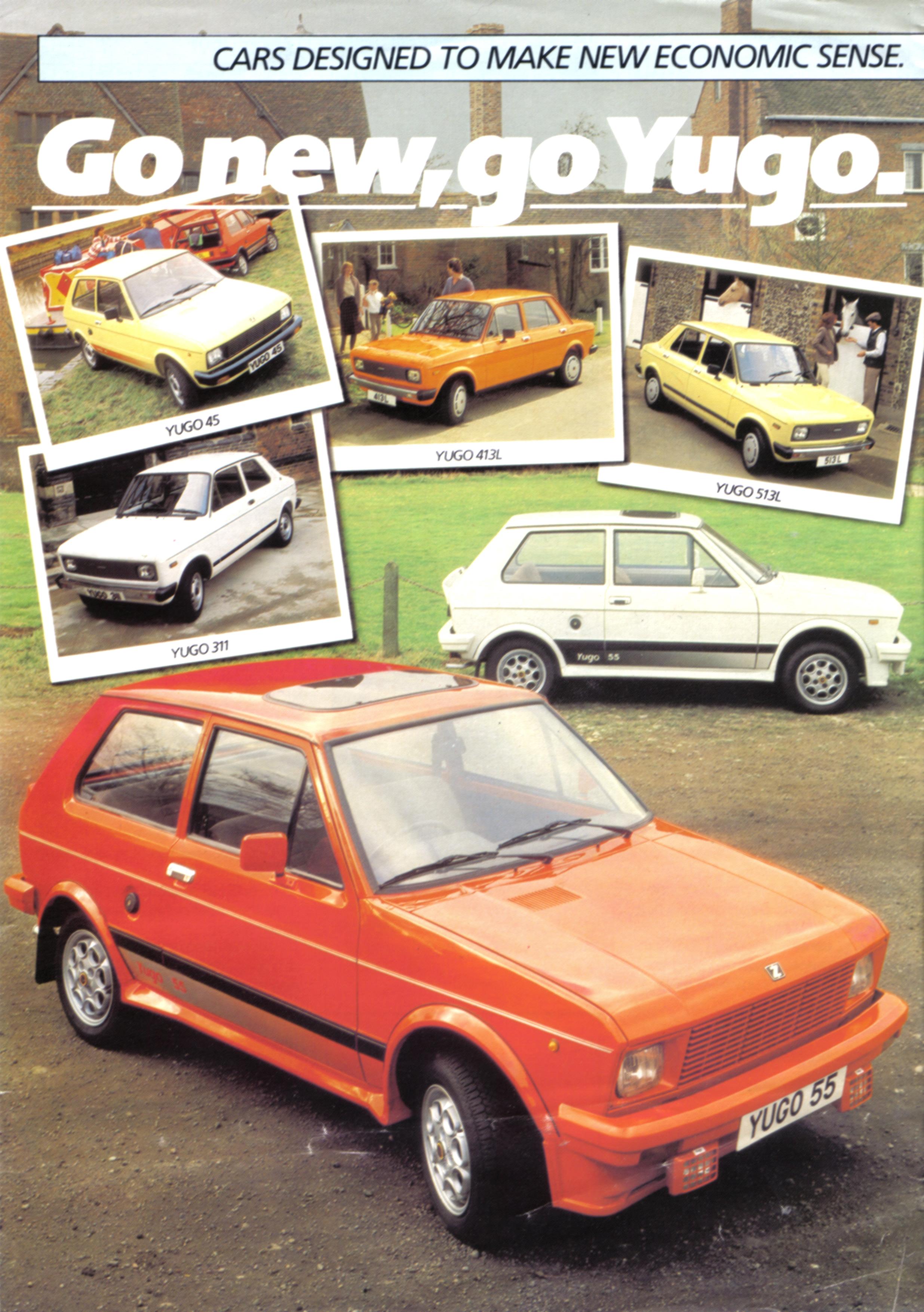 Zastava Yugo 1990 - 2008 Cabriolet #1