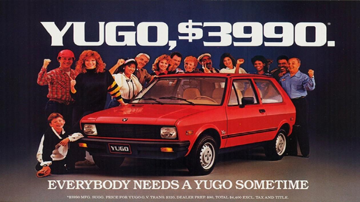 Zastava Yugo 1990 - 2008 Cabriolet #6