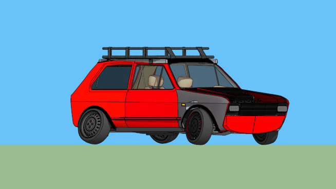 Zastava Yugo 1990 - 2008 Hatchback 3 door #1
