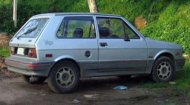 Zastava Yugo 1990 - 2008 Hatchback 3 door #4