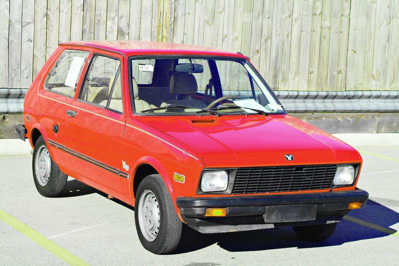 Zastava Yugo 1990 - 2008 Hatchback 3 door #5