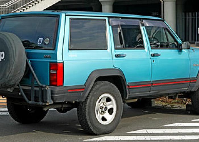 Beijing Jeep Cherokee 2500