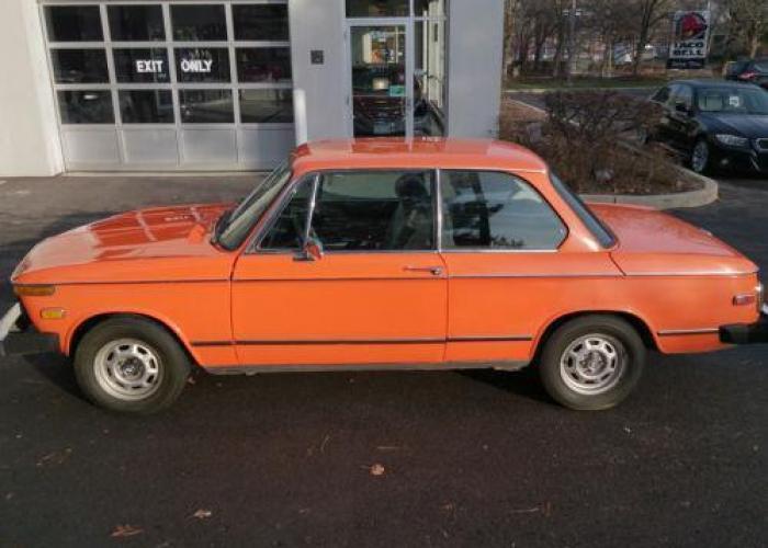 BMW 02 (E10)