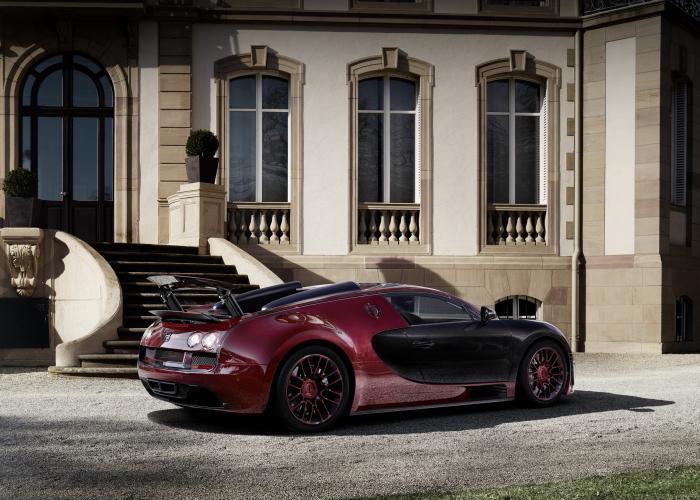 Bugatti EB Veyron 16.4
