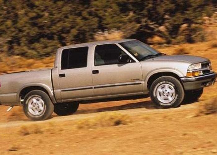 Chevrolet S-10 Pickup