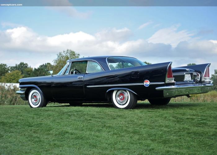 Chrysler 300 Letter Series