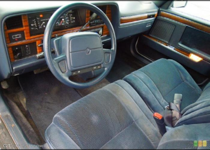 Chrysler Dynasty