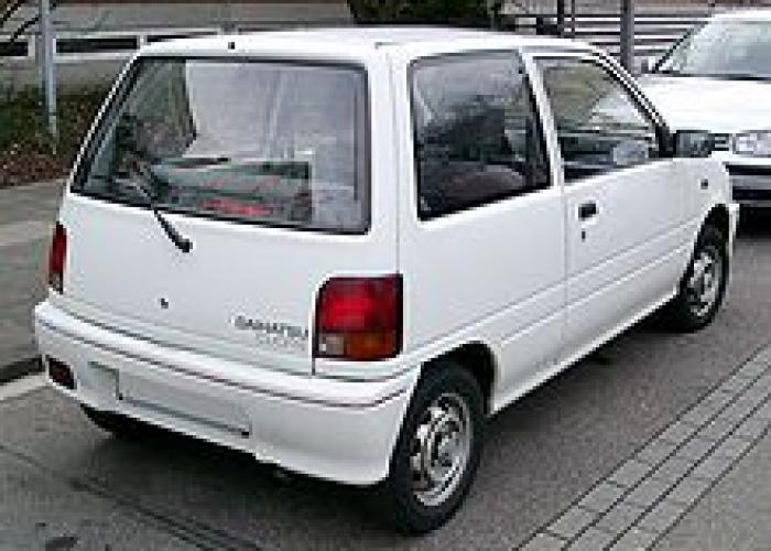 Daihatsu Cuore    Outstanding Cars