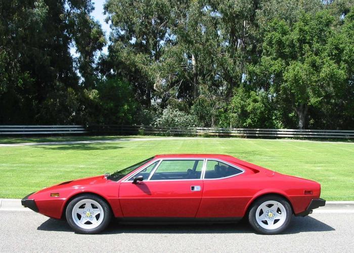 Ferrari Dino 208료 GT4