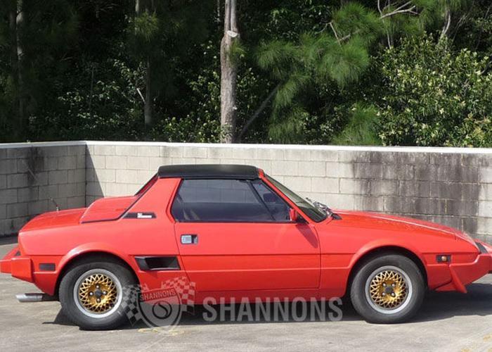 Fiat X 1ǟ