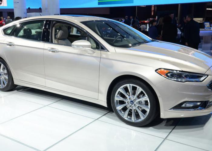 Ford Fusion (North America)