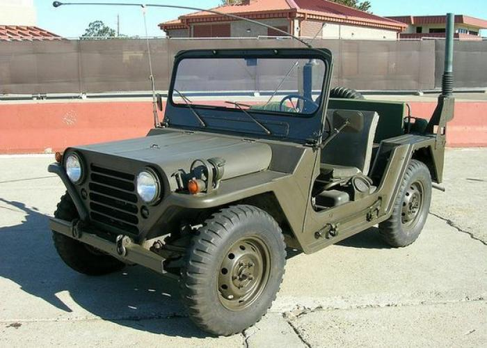 Ford M151