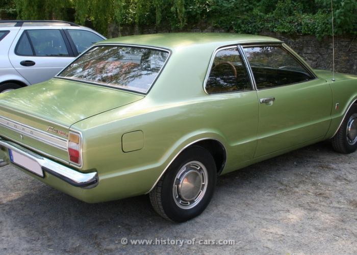 Ford Taunus
