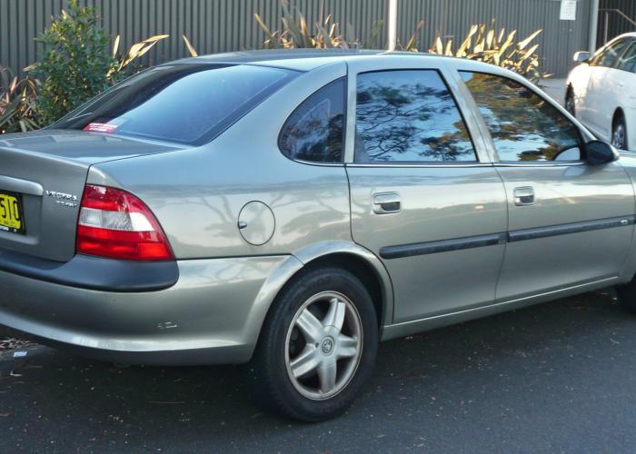 Holden Vectra