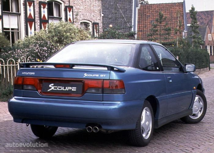 Hyundai Scoupe