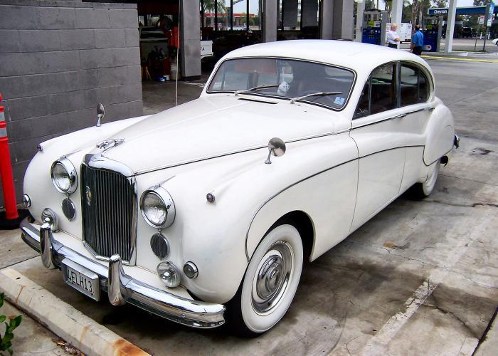 Jaguar Mark 2
