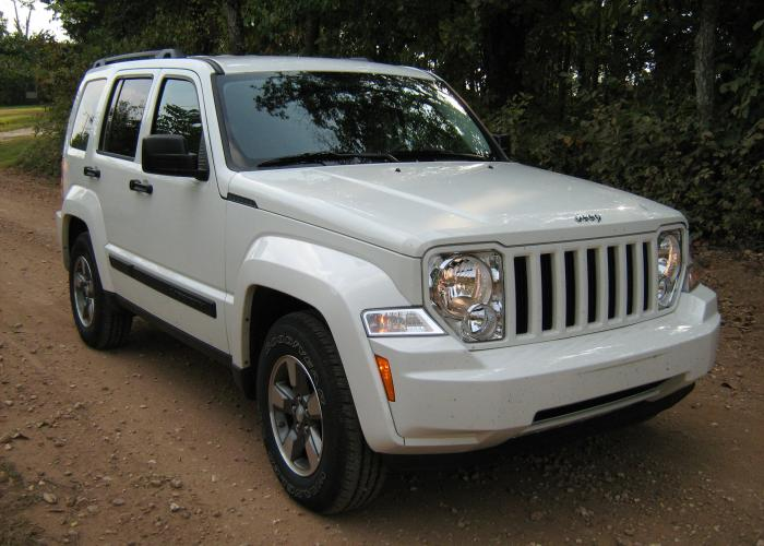 Jeep Liberty (North America)