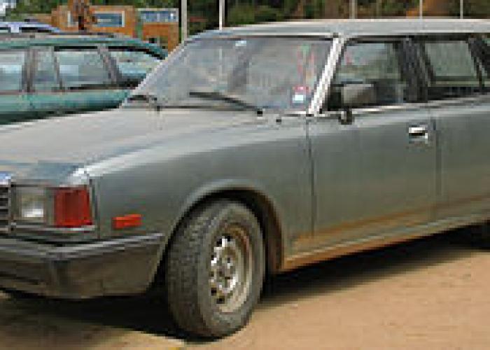Mazda Luce