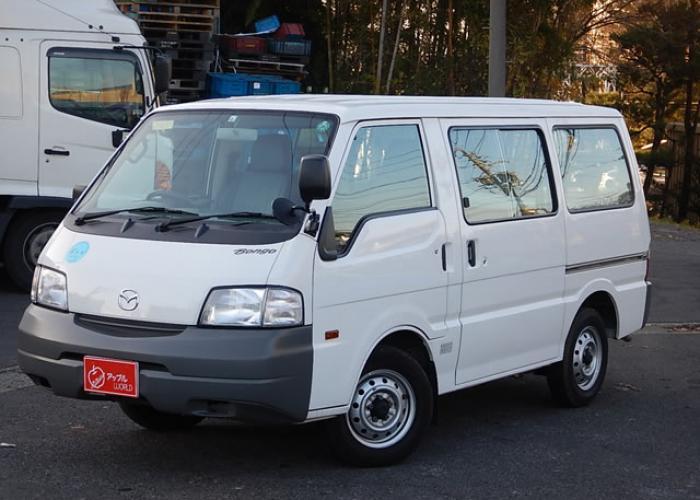 Mazda Bongo :: OUTSTANDING CARS