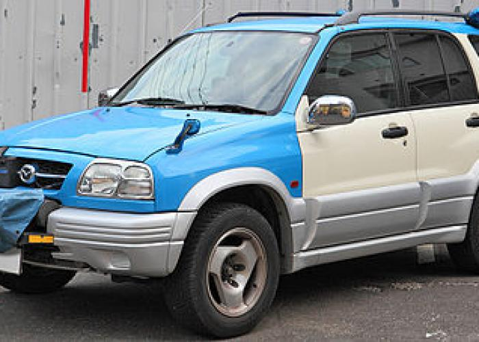 Mazda Proceed Levante