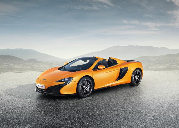 McLaren 650S