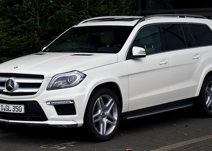 Mercedes-Benz M-klasse AMG