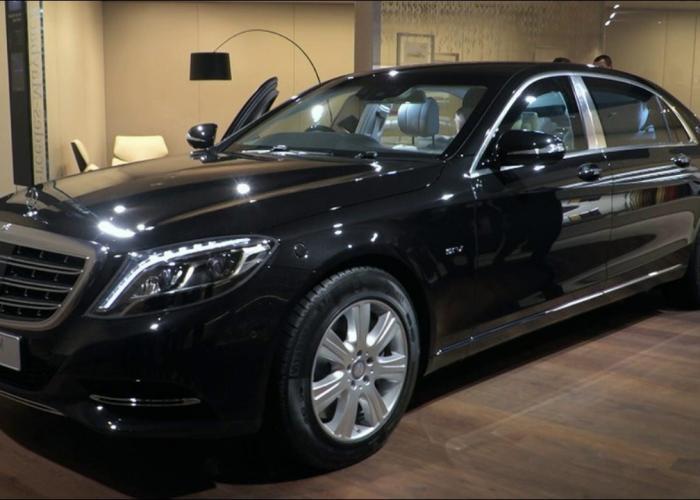 Mercedes-Benz Maybach S-klasse