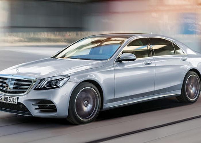 Mercedes-Benz S-klasse AMG