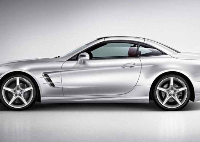 Mercedes-Benz SL-klasse AMG