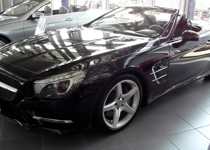 Mercedes-Benz SL-klasse