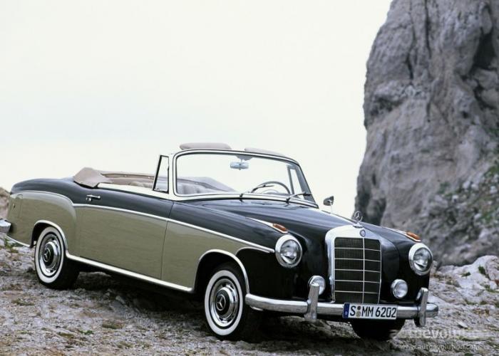 Mercedes-Benz W128