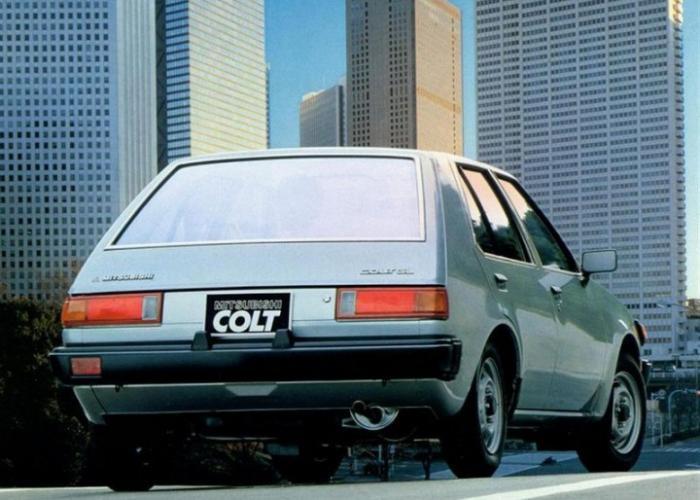 Mitsubishi Colt