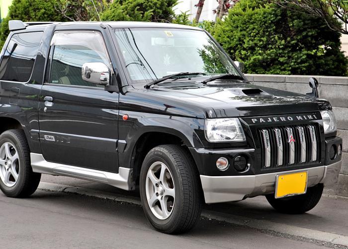 Mitsubishi Pajero Junior