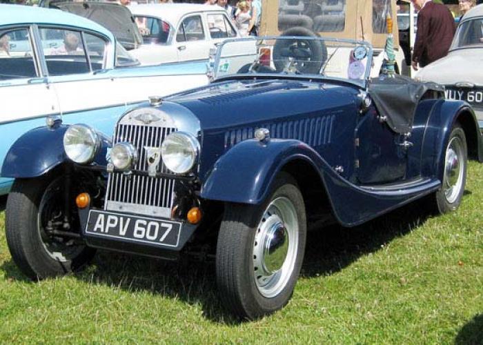 Morgan Plus 4