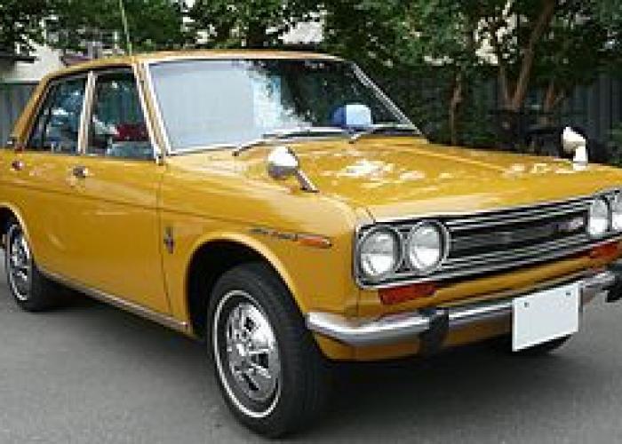 Nissan Bluebird
