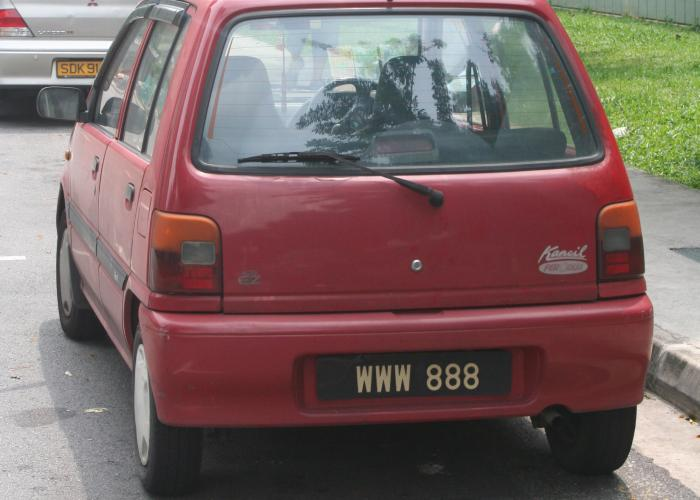 Perodua Kancil
