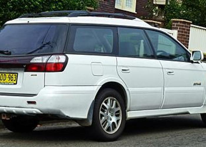 Subaru Legacy Lancaster