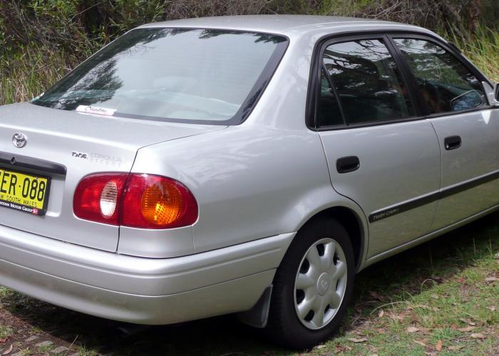 Toyota Sprinter