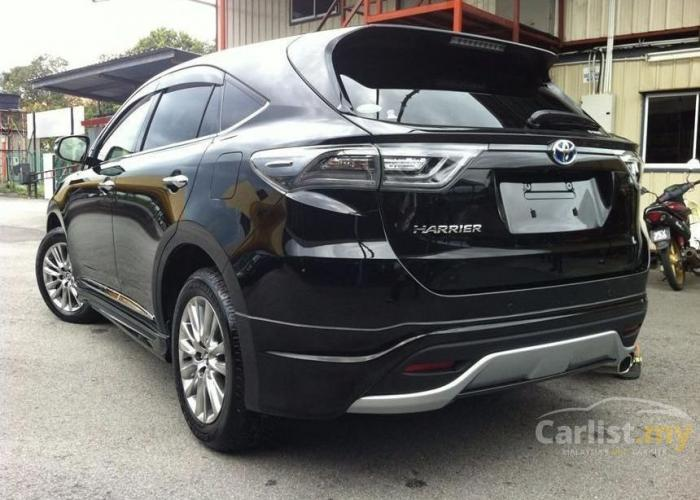 Toyota Harrier