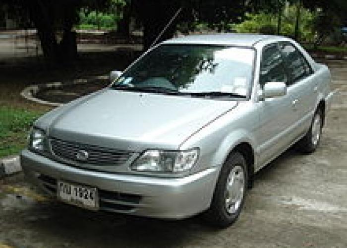 Toyota Soluna