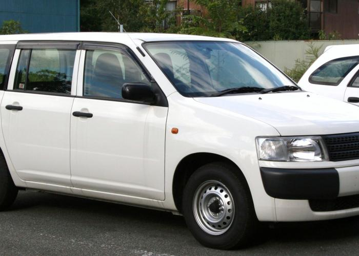 Toyota Succeed