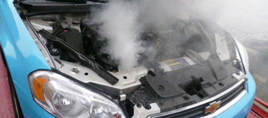 Consequences of engine overheating