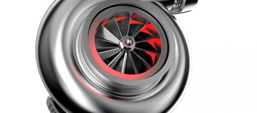 What is the turbocharger used for?